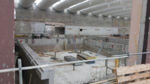 Réalisations, Réhabilitation piscine à Issy Les Moulineaux, Ile de France