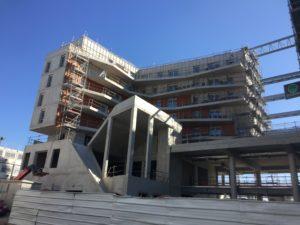 Zac de la Cerisaie, activités et logements, Ile de France